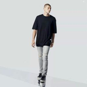 STAMPD Signature Double Layer Tee 100% Cotton